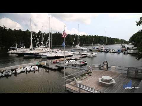 Great Island Boat Yard - Marina