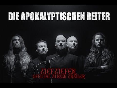 Die apokalyptischen reiter tief tiefer official album for Die apokalyptischen reiter