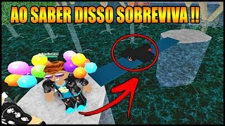 COMO SOBREVIVER NO CAMPING FÁCIL !! ROBLOX (SURVIVAL IN THE CAMPING)