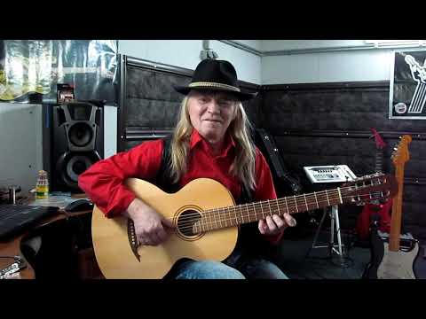 Doff RG Русская семиструнная гитара