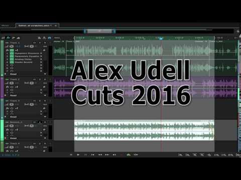 Alex Udell Cuts 2016