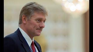 Эксклюзив: прошла ли Россия испытание коронавирусом? Отвечает представитель Кремля Дмитрий Песков (C