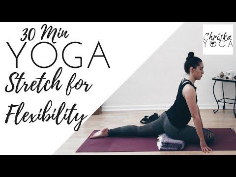 Yoga for Flexibility | 30 Minute Yoga Routine | How to Improve Flexibility | Flexibility Exercises
