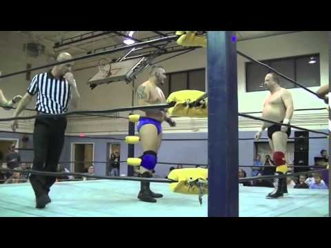 The Brutes VS The Mid-Atlantic Outlaws