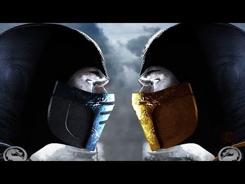 Mortal Kombat X The 'Full Movie' 2 (60fps)