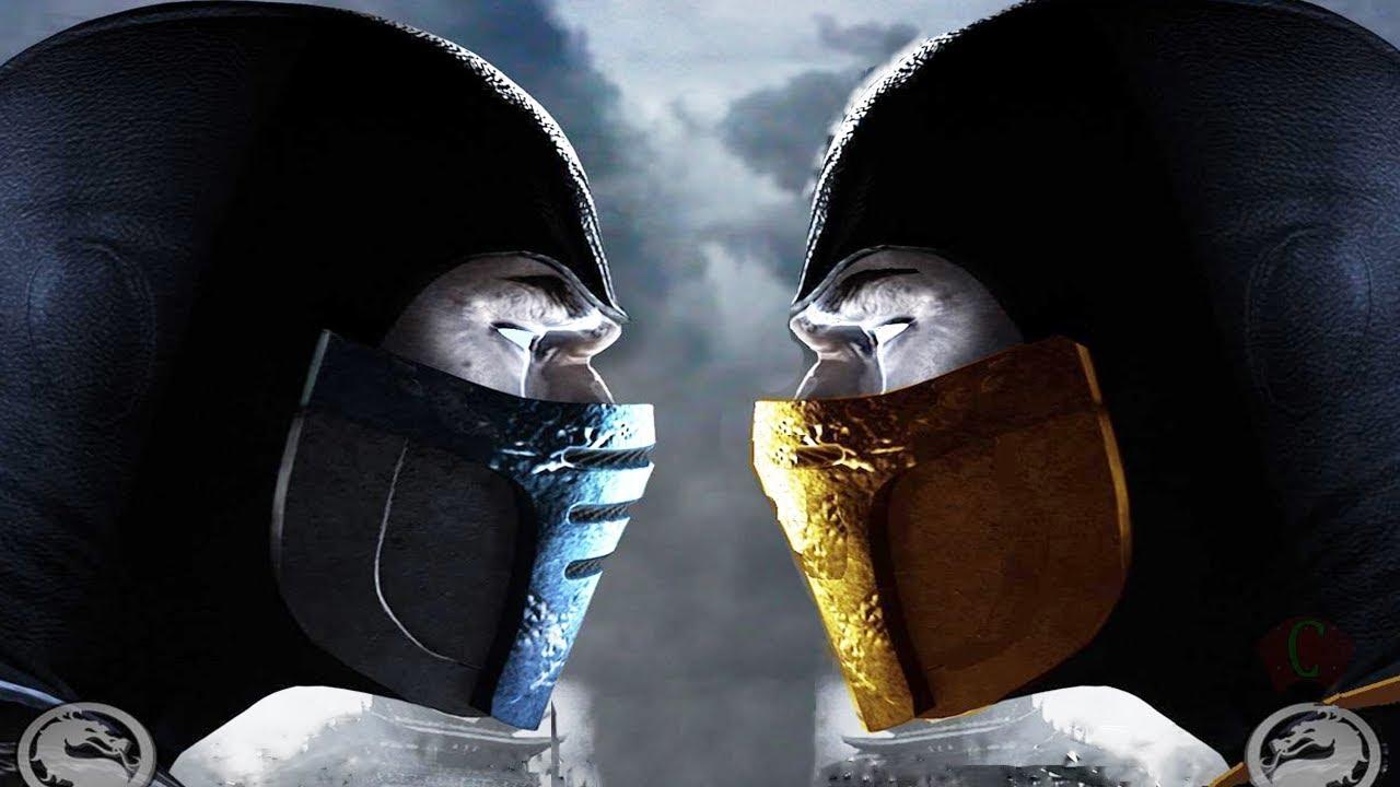 Полный фильм из игры Mortal Kombat X - Видео - видео