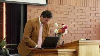 "Divine Service - Bro. Harold Kraus: ""My way vs Gods way"""