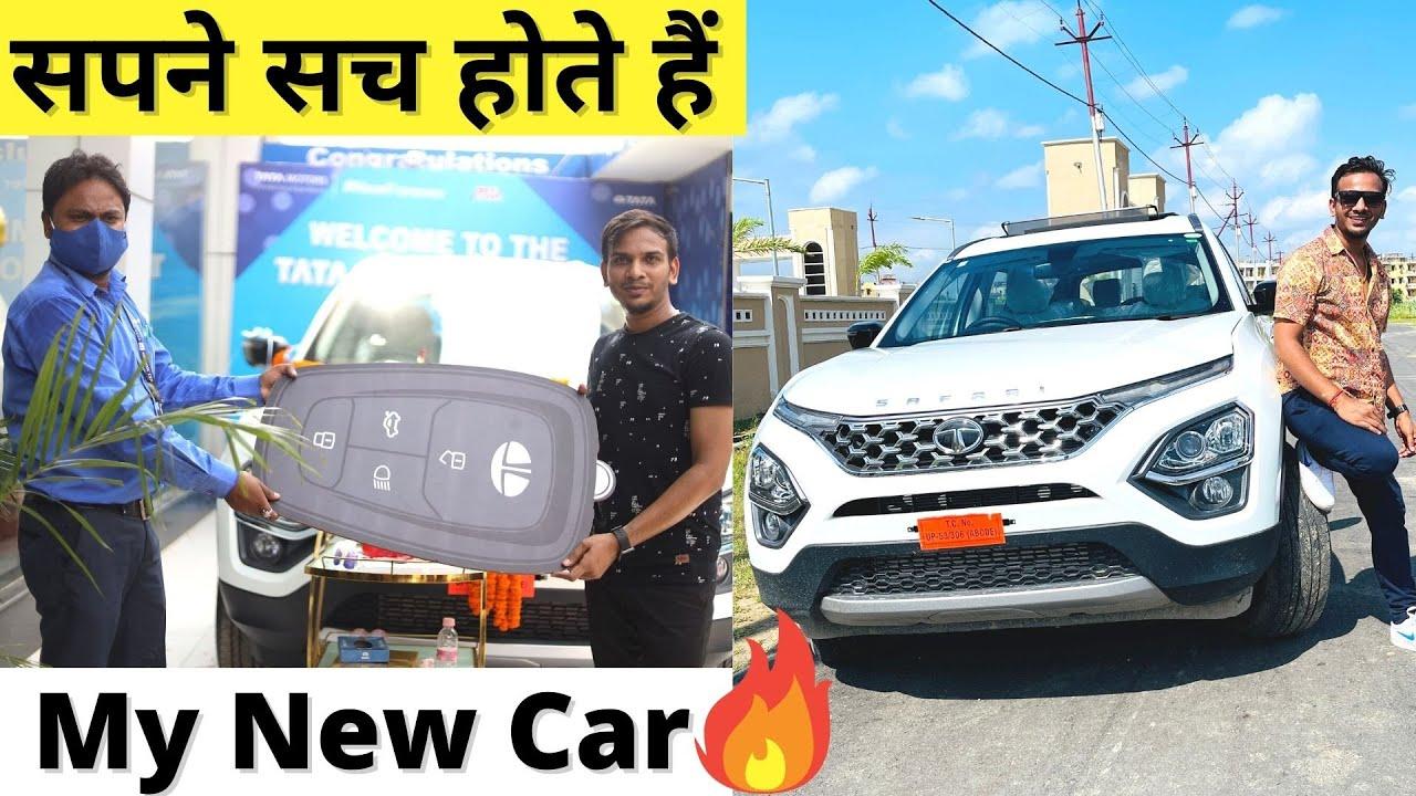 My New Car Tata Safari in the House 🔥🔥 @Satish K Videos
