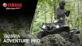 The Yamaha Adventure Pro Powered by Magellan