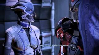 Mass Effect 3 - Liara reveals Tali private information thumbnail