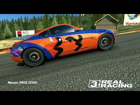 Evolusi Kl Drift Nissan Real Racing Youtube