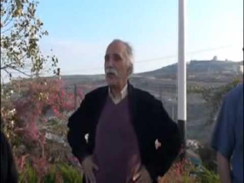 Michel Warschawski portrait express de Shimon Peres.