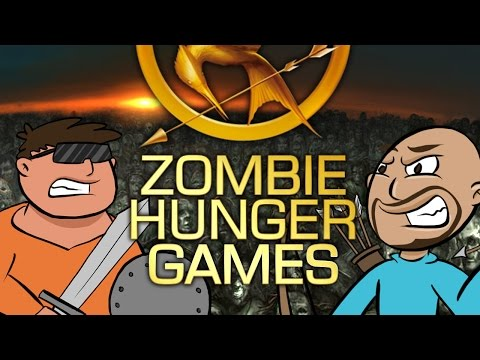 THE HUNGER GAMES ZOMBIES ★ Call Of Duty Zombies