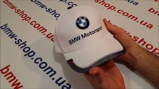 Бейсболка BMW Motorsport Collector's Cap 2017 (80162446453)(, 2017-03-02T20:22:58.000Z)
