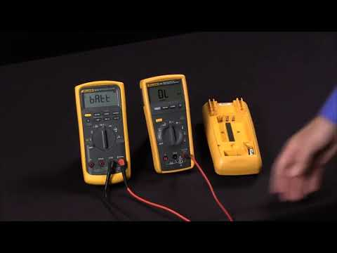 Fluke 88-5/A KIT Deluxe Automotive Multimeter Combo Kit