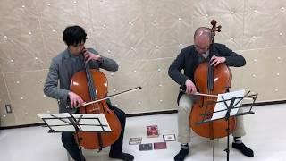 編曲:Daigo プログレの名曲をチェロ2台でカバーしてみました。