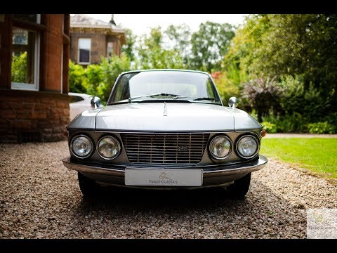 Exterior Review - 1969 Lancia Fulvia Rallye