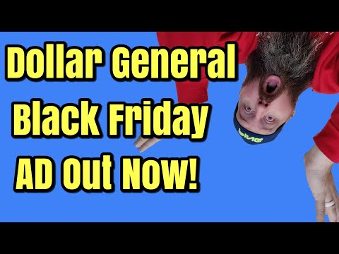 Dollar General Black Friday Ad Scan | Great Christmas Light Fight | Best & Worst Of Black Friday