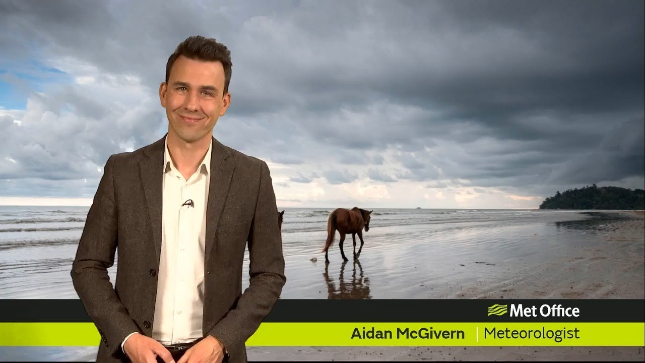 Friday afternoon forecast 18/06/21