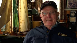 Land & Sea: Charlie Pearcey, Battery icon