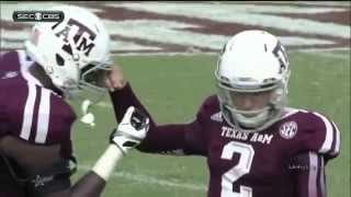 (No Type) Johnny Manziel 2012-2013 Highlight Video HD
