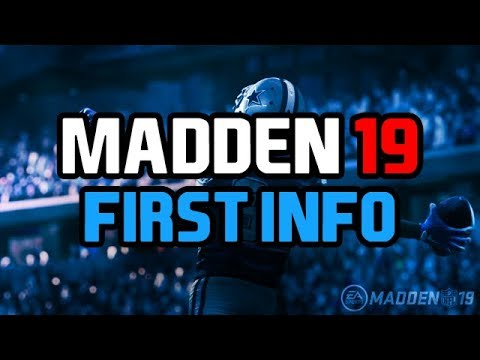 Madden 19 News | CUSTOM DRAFT CLASSES, Real Player Motion, Franchise Schemes
