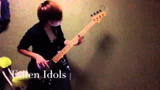 SiM/Fallen Idols  ベースで弾いてみた