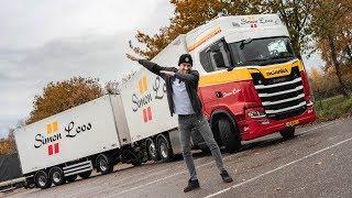 Knippie knippie Kuipers on tour van Wijchen naar Winterswijk in oer-Hollands weer!