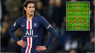 How Man Utd could line up with Edinson Cavani if they beat Chelsea to January transfer- transfer ...
