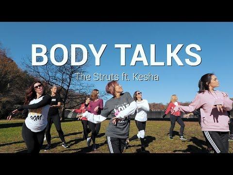 The Struts - Body Talks ft. Kesha Dance l Chakaboom Fitness l Choreography