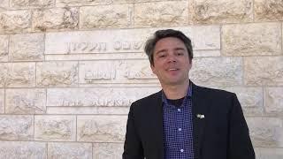 Saul Tourinho Leal - Experiência como assessor estrangeiro da Suprema Corte de Israel