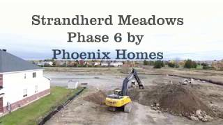 Strandherd Meadows Aerial By Phoenix Homes