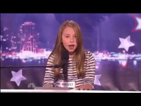 Anna Graceman  If I Aint Got You Alicia Keys  Americas Got Talent