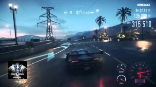 Need for speed: Block chirurgicale 1 094 000 record
