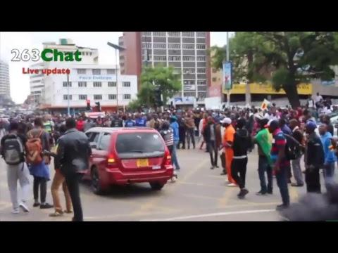 Zimbabweans convene to boot Mugabe out #263Chat