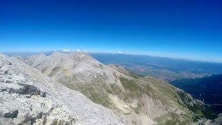 Балканские приключения (в горах Румынии, Болгарии)