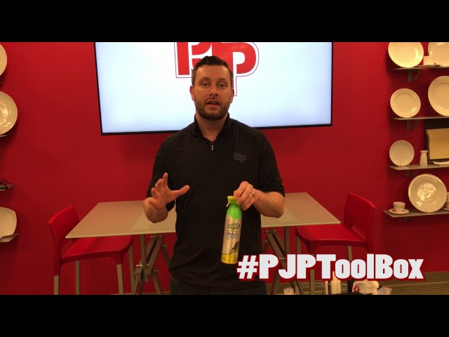 Swiffer Dust and Shine Spray – PJP ToolBox Product Demo