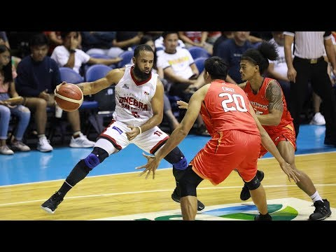 NorthPort-Ginebra Last Two Minutes | PBA Governors' Cup 2019