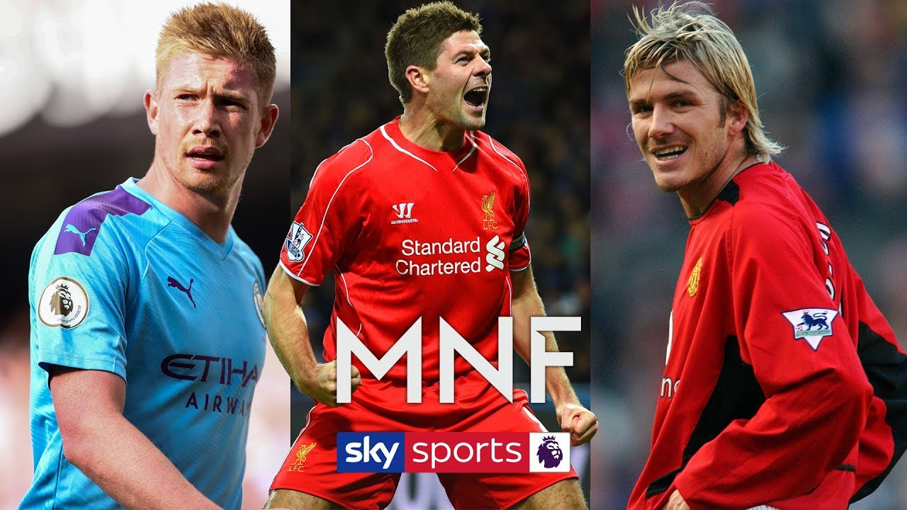 Who is the greatest crosser in Premier League history? | Beckham, De Bruyne or Gerrard? | MNF