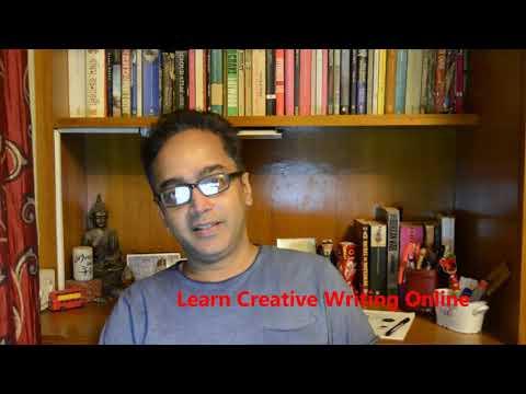 Rajat Chaudhuri's Online Creative Writing Classes (Intro)
