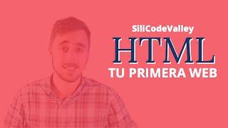 Desarrolla tu primera página web en HTML