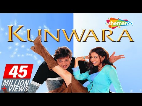 Kunwara {HD} - Govinda - Urmila Matondkar - Om Puri - Comedy Hindi Movie-(With Eng Subtitles)