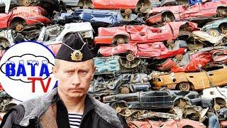 Как Путин металлоломом торговал