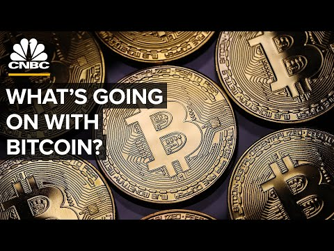 What's Happening With Bitcoin?