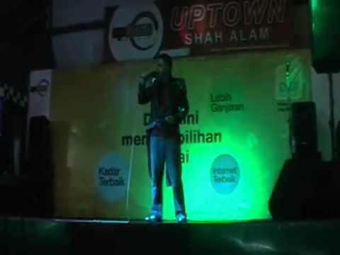 Peserta 20 @ Uptown Shah Alam Karaoke Talent   Nazrul Hakim Mohd Lofti