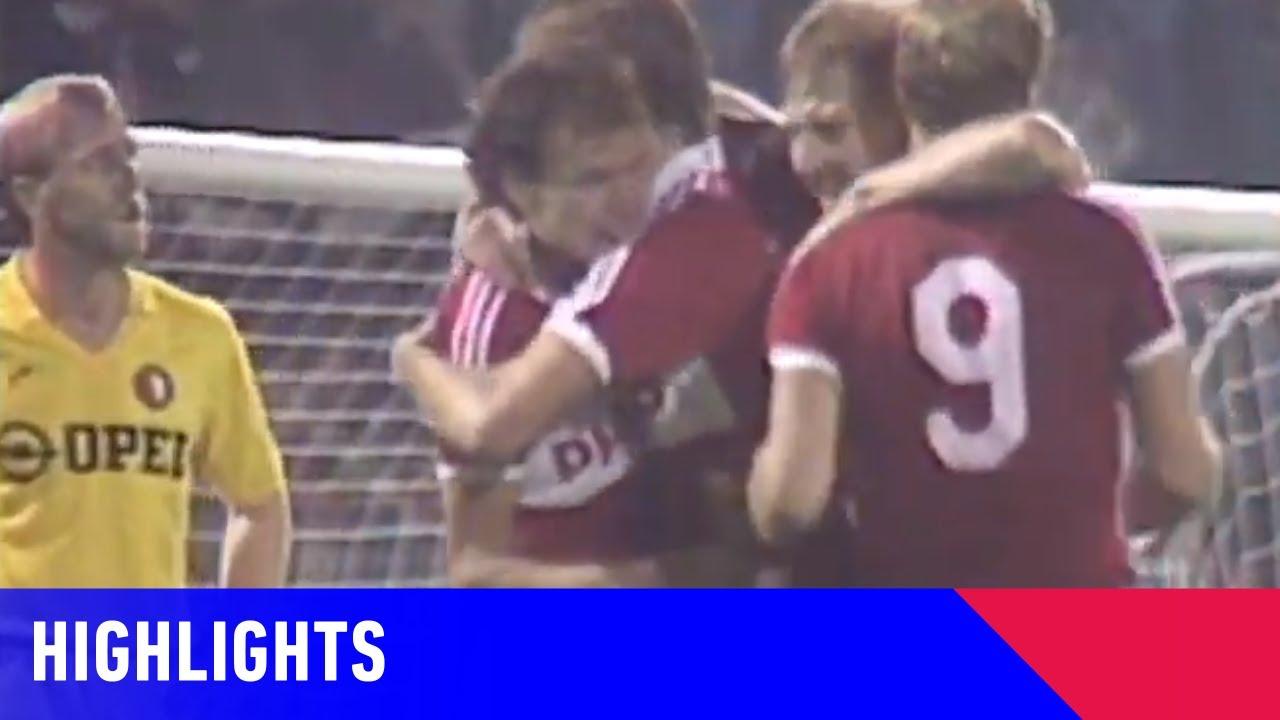 psv overklast feyenoord psv feyenoord 12 09 1984 highlights