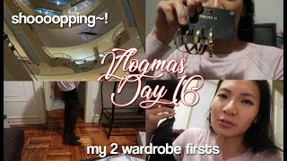 My first over-the-knee boots & Bombshell Bra!! - Vlogmas Day 16   teaawithlee