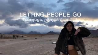 "Carnage - ""Letting People Go"" feat. Prinze George I Laura Goehring Choreography I Prodigy"