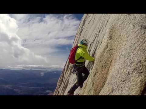 Cordón Fitz Roy- Aguja Poincenot- Patagonia