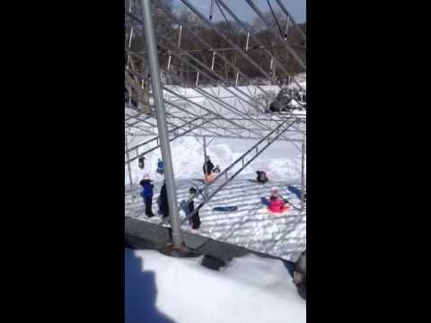 Huntington Crescent Club ( Snow)